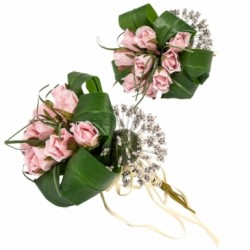 Bouquet para Alfileres de Novia Baratos - Bouquet para Alfileres de Novia