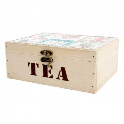Caja de té para regalo