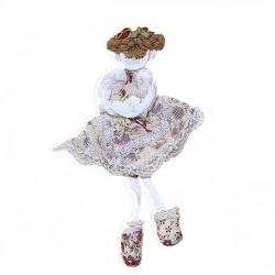 Detalles de boda baratos. Broche muñeca