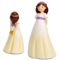 Figuras de tarta para comunión