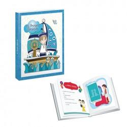 Libro de comunión niño - Libro de comunión