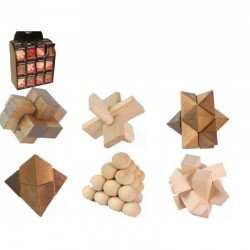 Regalo original puzzle decorativo