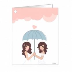 Tarjetas Boda Lesbianas (18) - Tarjetas Boda Lesbianas