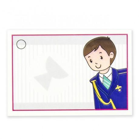 Tarjetas comuni n para imprimir - Etiquetas comunion para imprimir en casa gratis ...