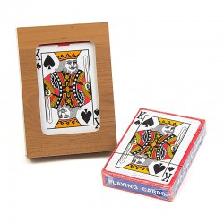 Regalos para hombres baraja poker