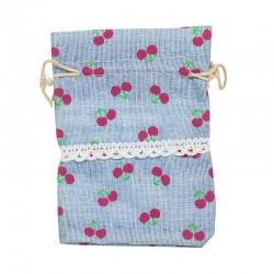 Bolsas para regalos cerezas