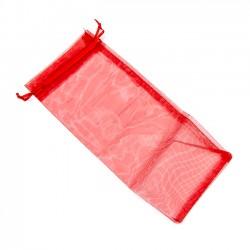 Bolsa de organza para vino - Rojo